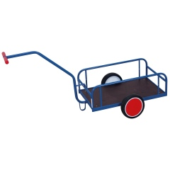 VARIOfit Handwagen ohne Bordwand mit Vollgummibereifung 1000x635mm