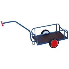 VARIOfit Handwagen ohne Bordwand mit Vollgummibereifung 785x435mm