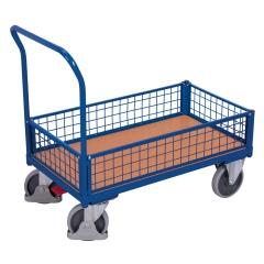 VARIOfit Kastenwagen mit 4 Drahtgitterwänden 860x450mm