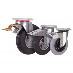 VARIOfit Bremsrolle mit Luftbereifung