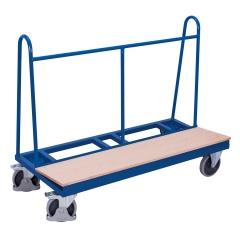 VARIOfit Plattenwagen mit einseitiger Ladefläche aus Sperrholz