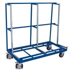 VARIOfit Plattenwagen mit einseitiger Ladefläche und 1200kg Tragkraft