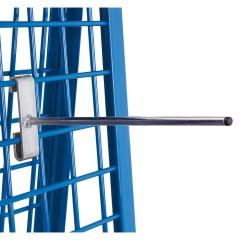 VARIOfit Rohrträger für Werkstückwagen