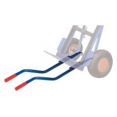 VARIOfit Tragholme für den Treppentransport von Karren