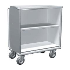 Zarges Universalschrankwagen W 105 N, Türen und Rollen mit 2 Etagen