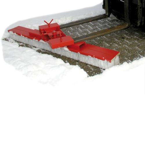 Bauer Gabelstapler- Kehrbesen SKB/-O mit Abrutschsicherung