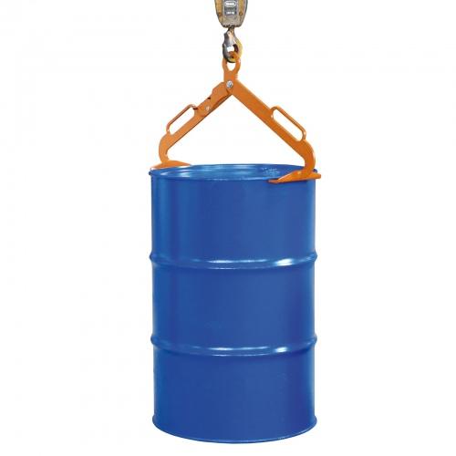 Bauer Fasszange LGZ für stehende 200-l-Stahl- Spundfässer