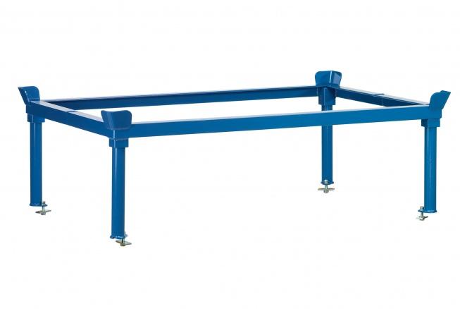 Fetra Aufsetzrahmen für Paletten-Fahrgestell 140/422 mm hoch