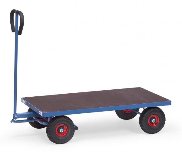 Fetra Handwagen mit Plattform
