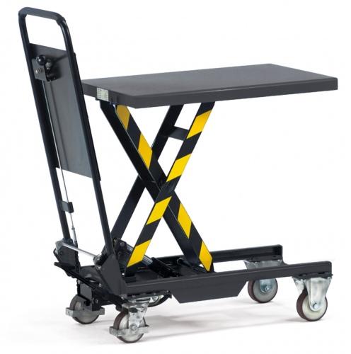 Fetra Hubtisch fahrbar 150kg Tragkraft
