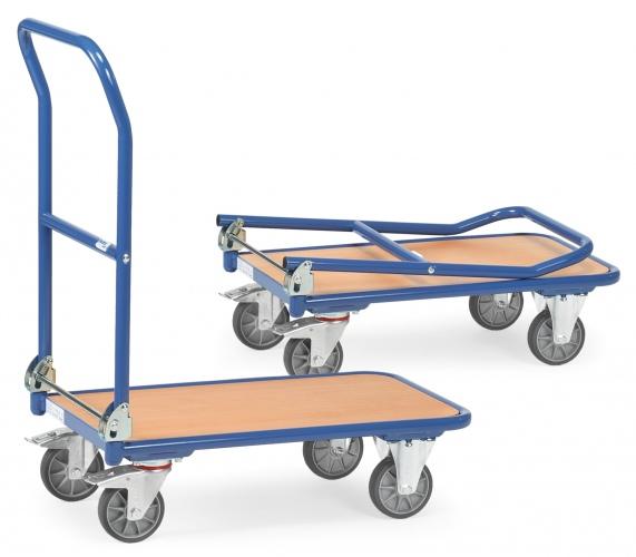 Fetra Klappwagen Kunststoff 250kg Tragkraft KW1/KW11