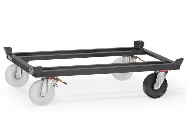 Fetra Trolley für marktübliche Routenzüge Grey Edition