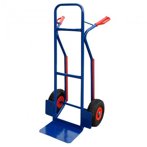 Pro-Bau-Tec Stapelkarre mit Treppenrutsche 200kg Tragkraft