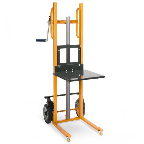 Protaurus Hubkarre mit Plattform bis 250kg Tragkraft