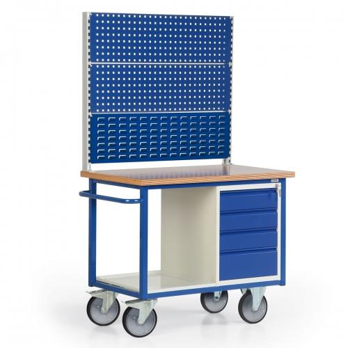 Protaurus Werkbankwagen mit Multiwandaufbau Komplettangebot