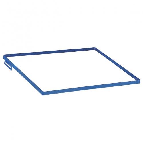 Rollcart Boden 820x620mm aus Winkelstahl offen für Art.-Nr. 16-4337
