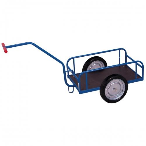 VARIOfit Handwagen ohne Bordwand Luft-/Vollgummibereifung