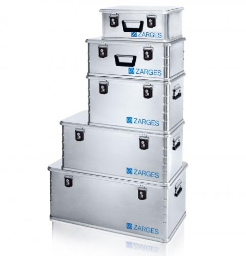 Zarges-Box Universalkiste Aluminium