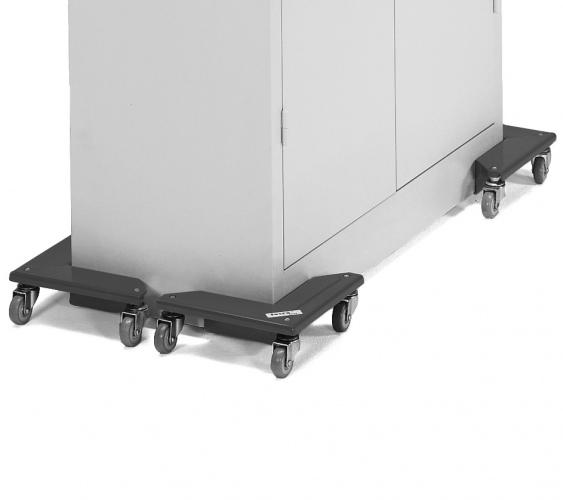 Fetra Eckenroller mit robustem Koffer