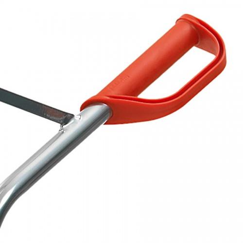 Fetra Handgriff mit Sicherheitsbügel für Stahlrohrkarren Ø33,5mm
