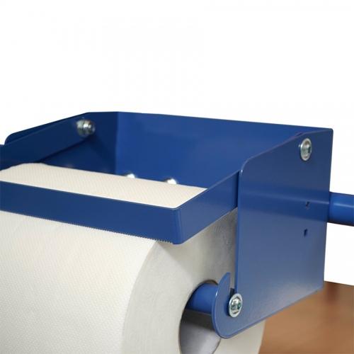 Fetra Papierrollenhalter bis Ø210mm als Zubehör für Leichte Wagen 500mm breit