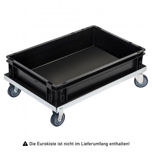 Kongamek Rollwagen verzinkt 616x416x128mm mit 100kg Tragkraft