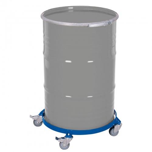 VARIOfit Fassroller 250kg Traglast für 200 Liter Fässer