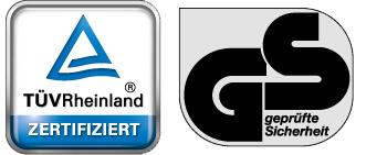 TÜV Rheinland / GS